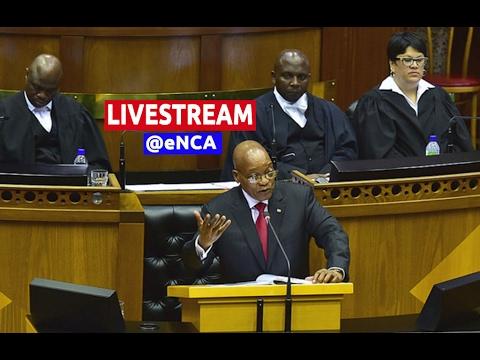 President Jacob Zuma to deliver SONA debate response