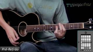 Michel Teló - Humilde Residência (Aula de violão) - TV Pega Cifras
