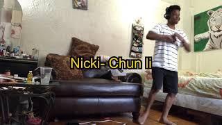 Nicki Minaj- chun li dance freestyle
