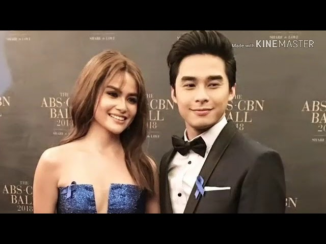 McLisse ????? Star Magic Ball 2018 | If I Fall |
