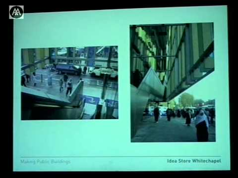 David Adjaye - Making Public Buildings