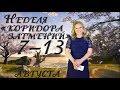 НЕДЕЛЯ КОРИДОРА ЗАТМЕНИЙ с 7 по 13 августа 2017. Ведическая астрология
