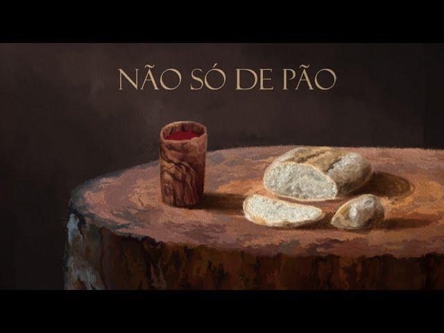 Comida e festa | Não só de pão 4 de 5 | Pr. Edson Nunes