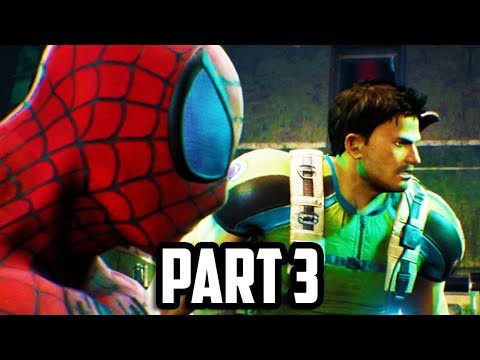 MODOK + SPIDERMAN!! Marvel vs Capcom Infinite Gameplay Walkthrough Part 3 - STORY MODE! (PS4 PRO) - 동영상