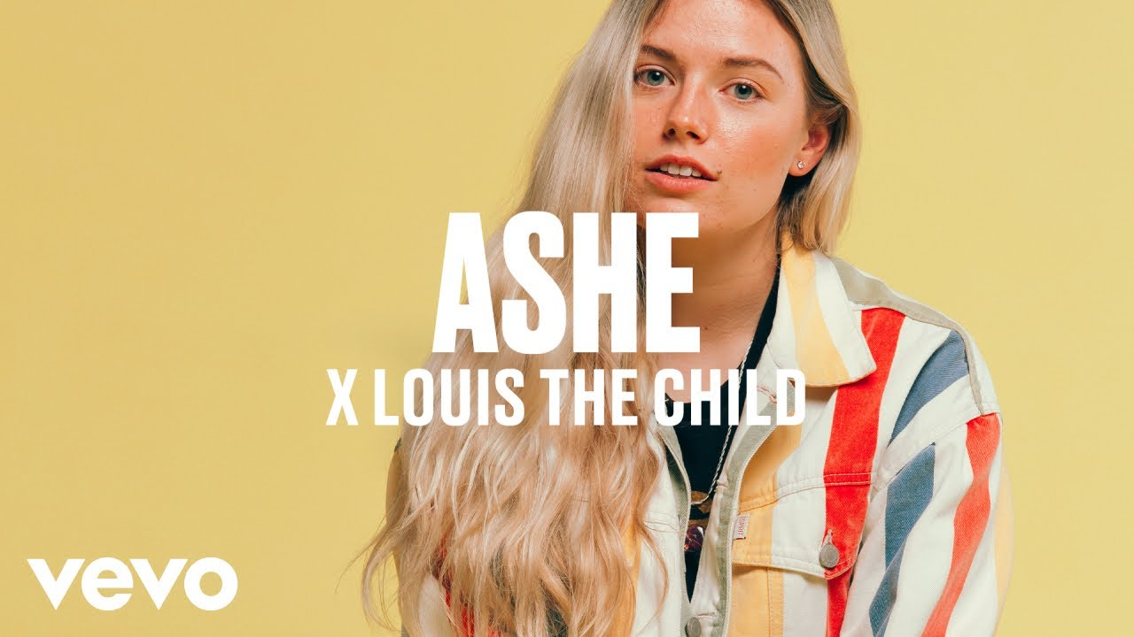 Ashe - Ashe x Louis the Child - dscvr ARTISTS TO WATCH 2018