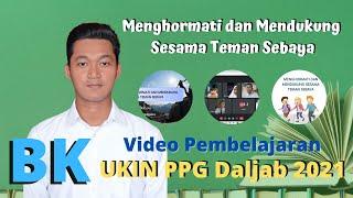 Video Praktik Pembelajaran UKIN PPG Daljab Tahun 2021 - Bimbingan Konseling - Akhmad Riyadi, S.Pd