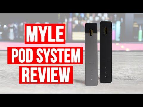 Myle Pod System Review - Vaping Insider