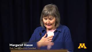 Pankake Poetry 2018 with Margaret Hasse