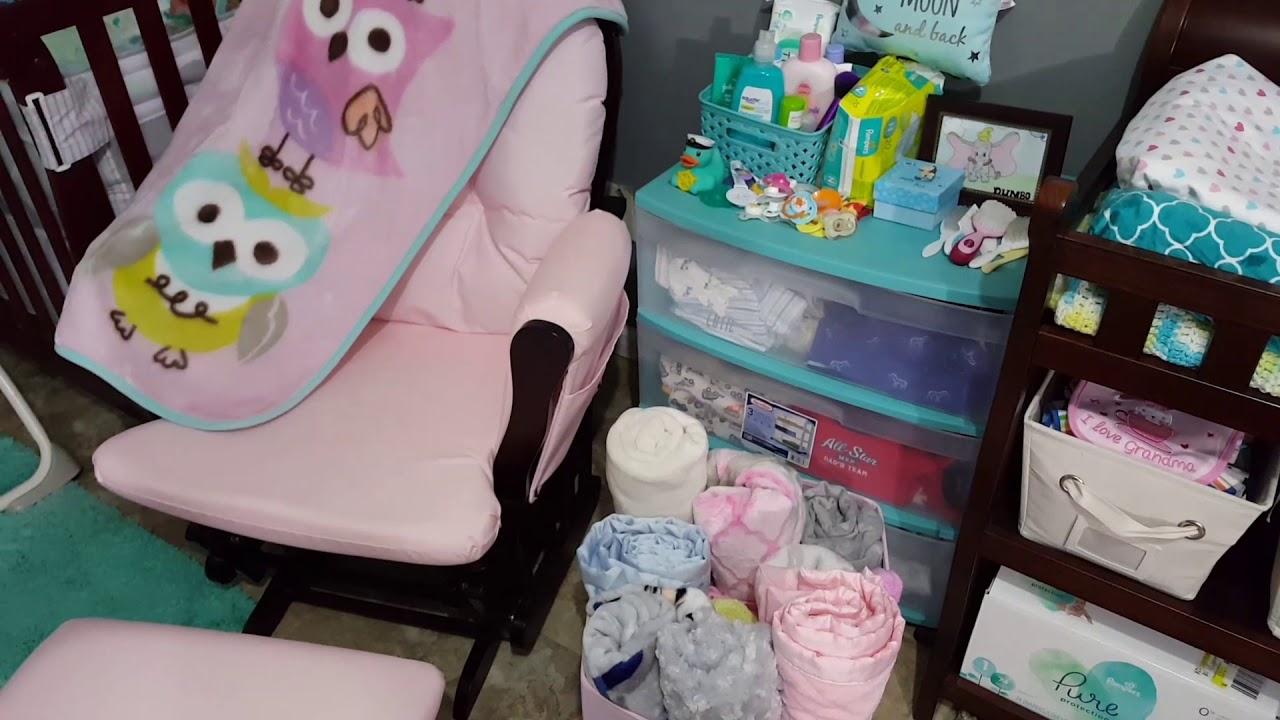 Nursery Tour Silicone Reborn Babies