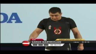 Simon Martirosyan (ARM) and Sargis Martirosyan (AUT)