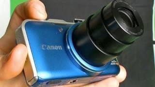 Canon PowerShot SX230 HS Review