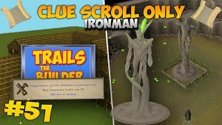 Only two skills left for Song Of The Elves..- Clue Scroll Only Ironman #51