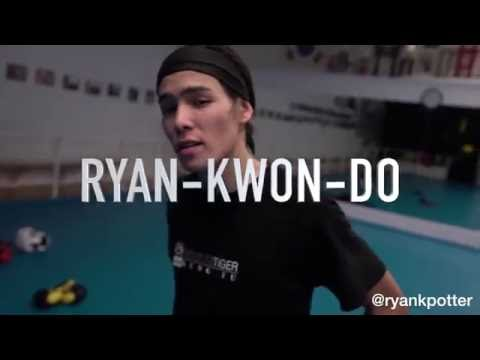 MARTIAL ARTS TRAINING  FEATURING RYAN POTTER
