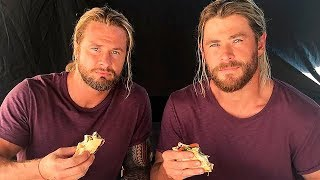 Download 10 Marvel Actors With Their Stunt Doubles Mp3 and Videos