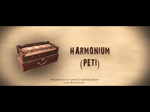 GBR Loops Harmonium (Peti) Demo: Contact Us Whats app No.  +919672222053 info@gbrloops.com  GBR Loops welcomes you. There is eminent place of harmonium in music. But, in the vst instruments desiderated of real tone harmonium. To fulfilment the deficiency, GBR Loops presented this HARMONIUM (PETI).Which gives the experience of real harmonium. After many researches, we got a rarebit harmonium of 1913 that is in good condition, whose reeds were made in Germany. At first, it's reeds were retuned in standard tone and then recorded it's samples. Finally it is a very good vst instrument .Why it is best? Because it prepared from samples of a quested and scarce harmonium. File size Zip file 360 MB. After extract 400 MB To use the library, you must first ensure that you have the full version of Native Instruments KONTAKT 5.5.1 (or higher) For more information http://www.gbrloops.com