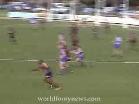 PNG v USA - 2005 Australian Football Intl Cup
