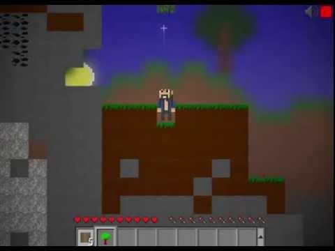 Minecraft 2D Game - Free Online Online Games