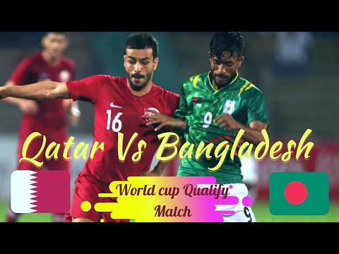 Bangladesh VS Qatar Match 04th Dec 2020