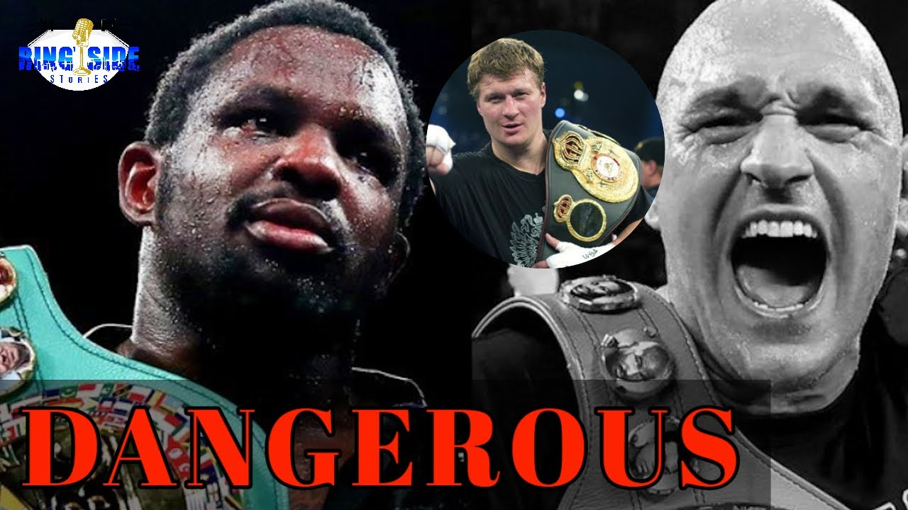 ALEXANDER  POVETKIN is Dangerous for DILLIAN WHYTE: Whyte vs Povetkin | Heavyweight BOXING