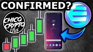 Samsung & Enjin Confirmed? WTF Is Really Going On! Partnership Extent. Crypto News Live