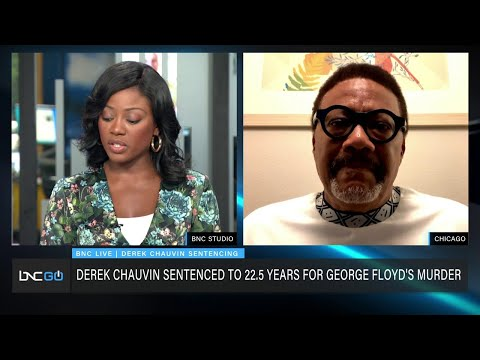 Judge Greg Mathis Expresses Disappointment in Derek Chauvin Sentencing