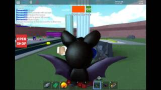 Roblox Super-Hero-Tycoon pt 3