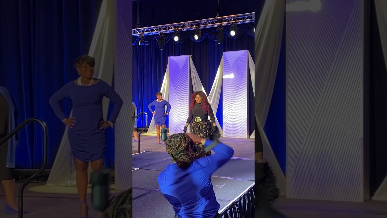 Zeta Phi Beta Sorority 2020 Centennial Celebration | Founders Luncheon & Fashion Show ~ Runway