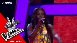 Laetitia Lokwa - Mon soleil | (The Voice Afrique francophone 2016 - GrandShow 1)