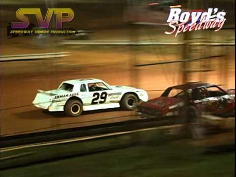 Boyds Speedway B Hobby