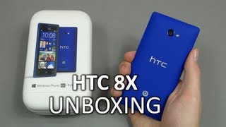 unboxing: Windows Phone 8X by HTC  SwagTab