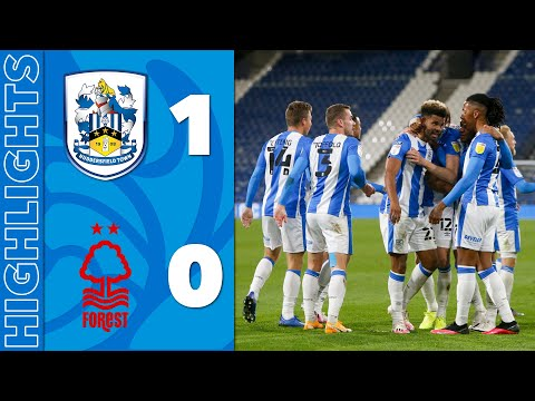Huddersfield Nottingham Forest Goals And Highlights