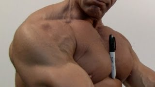 Target Inner Pecs For Massive Chest - Exercises