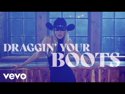 Danielle Bradbery - Stop Draggin' Your Boots (Lyric Video)