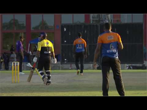 Indian Lions vs 22 Yard US OPEN 2016