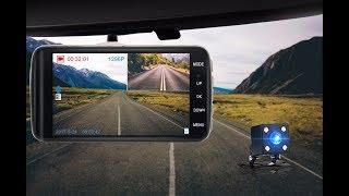 видео Видеорегистратор HD Smart 3 в 1: отзывы, как настроить, технические характеристики, достоинства