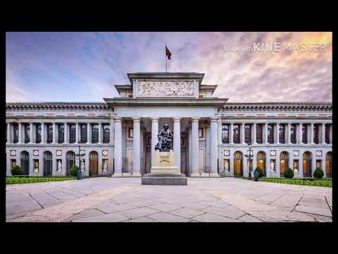 Two art prices of Prado museum