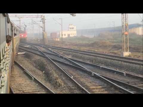 Highlights from Eastern India: High Speed Action from Eastern and South Eastern Raiilways