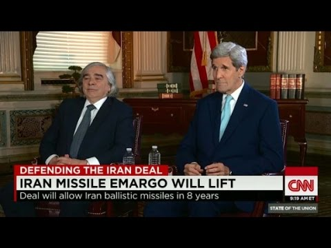 Kerry, Moniz defend Iran deal