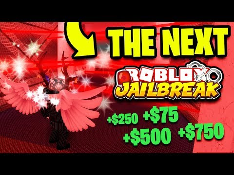 THE NEXT ROBLOX JAILBREAK IS HERE! NEW...