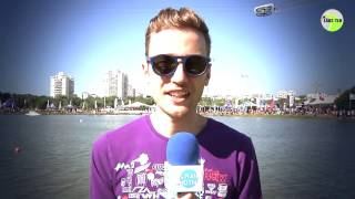 Lake TLV Israel open wakeboard champinship october 2014