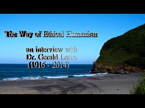The Way of Ethical Humanism