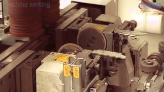 Muller Technologies - automatic Thermal Break Assembly Line