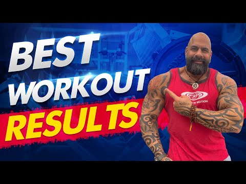 How to get the best results from working out (Secret Technique)