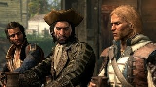 Assassin's Creed 4 This Tyro Captain & Now Hiring PC Walkthrough Ep 8