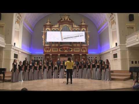 Adam Mickiewicz University Academic Choir, Poznań, Poland - UNIVERSITAS CANTAT 2015
