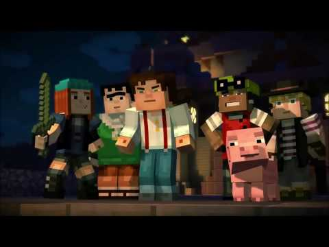 Minecraft Story Mode - Nintendo Switch Trailer