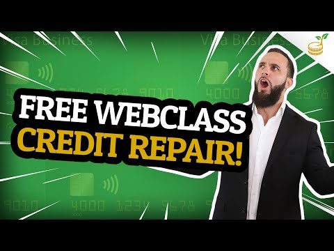 Fund&Grow and Kaydem Credit Help free webclass Credit Repair, How to boost your score 100+ Points