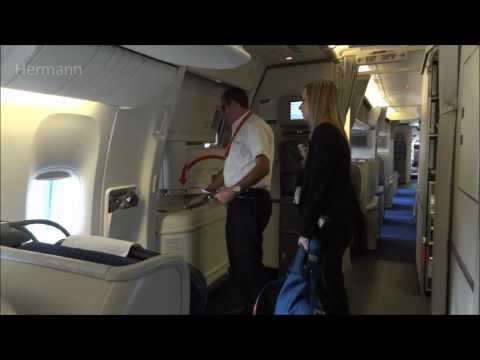 Last flight Sao Paulo-Tel Aviv LY042 10/Nov/2011 (HD)