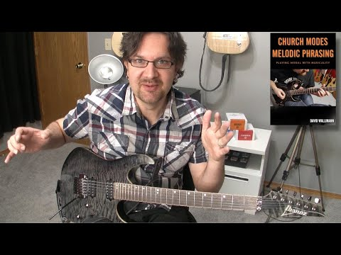 Healthy Approach To Guitar Modes