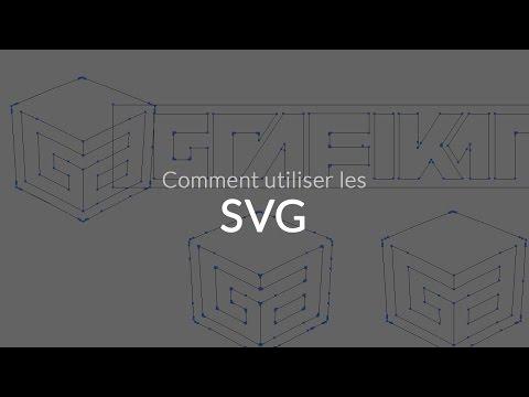 Tutoriel HTML/SVG : Utiliser Les SVG
